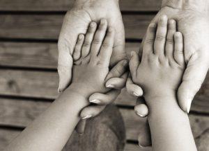 copil iubire parinti